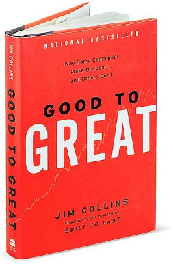 """""""Good to Great"""" applied in Supply Chain"""