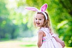 Costume coniglietto di Pasqua