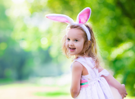 Happy Easter From Greenland Dental