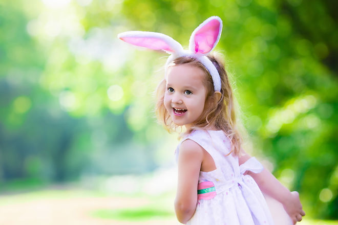 Easter Bunny Costume