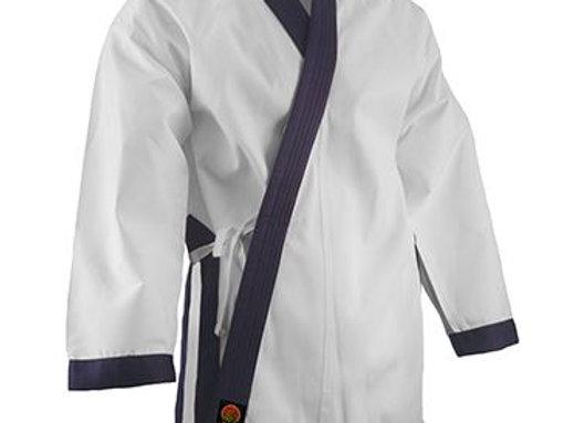 Midnight blue Dan 12 oz. heavy weight uniform and belt package