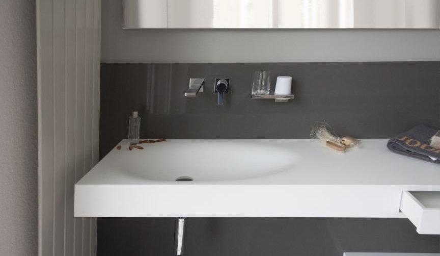 Corian® Waschbecken