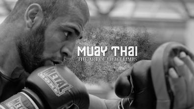 Muay Thai : art of eight limbs