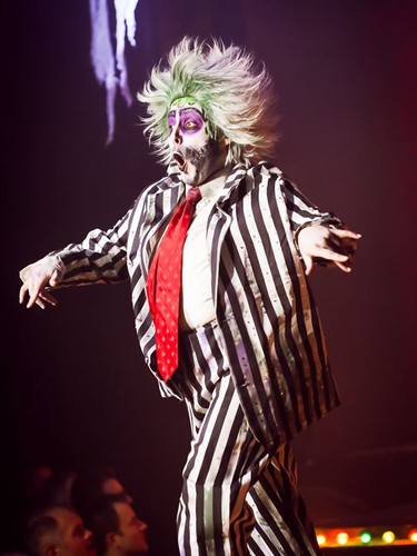 Beetlejuice taken by Steve Conlin for th