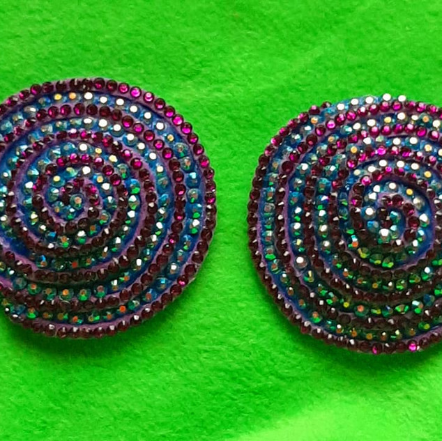 Hypno-Spiral Custom Commission for a Hypnotherapist