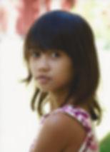 Hannah, a youth in Lanai City, Hawaii