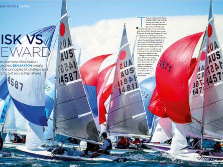 Y&Y Monthly Magazine - Risk v Reward