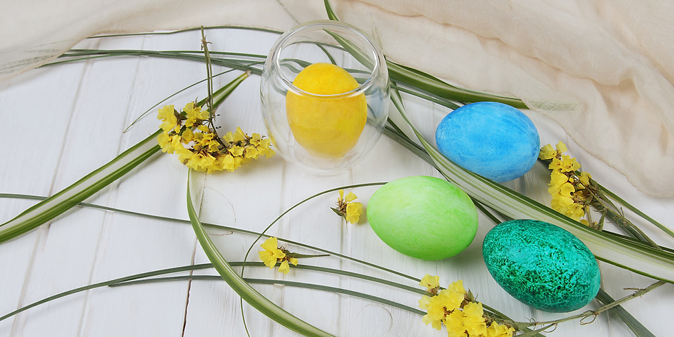 Honoring the Spring Equinox:  Nature Altar
