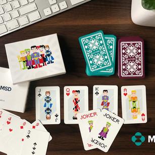 Grafické zpracování karetní hry