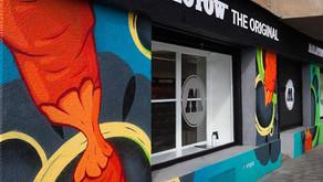 Graffiti jako marketingový nástroj