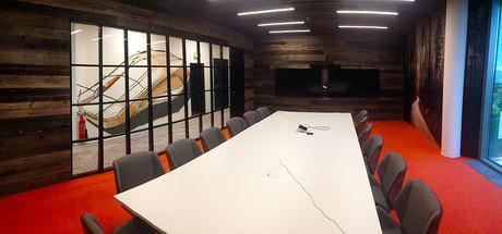 Nové kanceláře CA Technologies