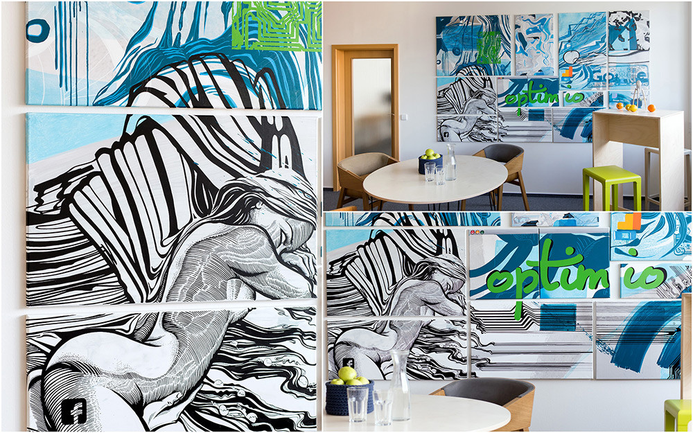 Interiérová plátna