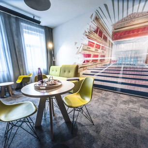 Creative Hotel Interior