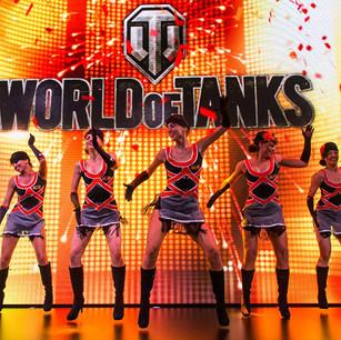 WORLD OF TANKS 2016