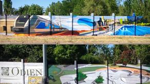 Jak využít graffiti malby vexteriéru?