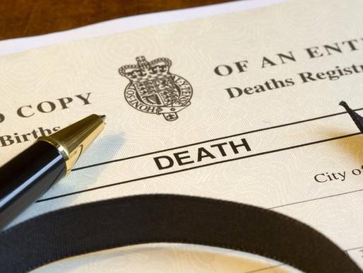 Calidad del certificado de defunción en covid-19