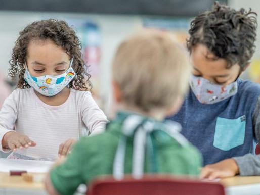 Infección por SARS-CoV-2 en niños y sus padres