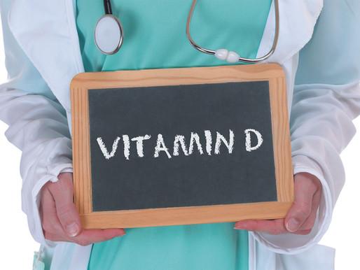 Vitamina D sin beneficio en covid-19