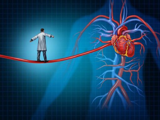 Declinación cognitiva similar con bypass o angioplastia coronarios