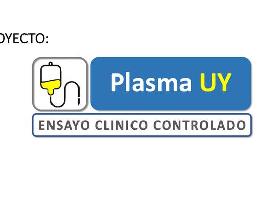 RECOVERY: plasma de convaleciente y Estudio PLASMA UY