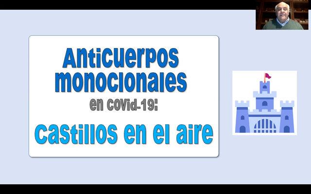 Anticuerpos monoclonales: construyendo castillos en el aire