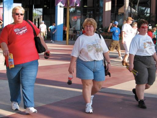 Obesidad y covid-19: más internación, ingreso a CTI y muerte