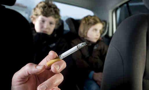 Exposición a humo de tabaco en niños y adolescentes aumenta la presión arterial