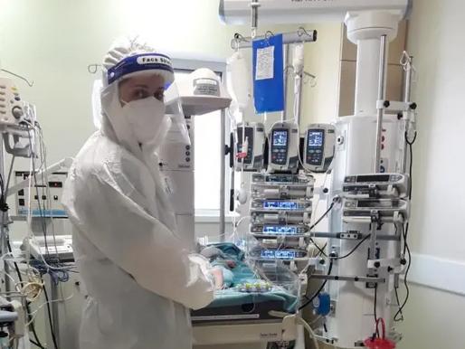 Efectividad de la vacuna BioNTech/Pfizer en trabajadores sanitarios