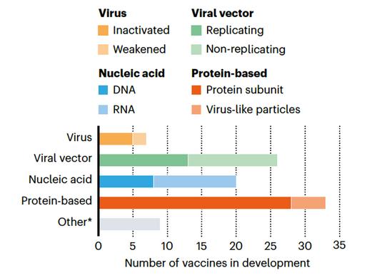 Vacuna Novavax muestra ser eficaz y segura