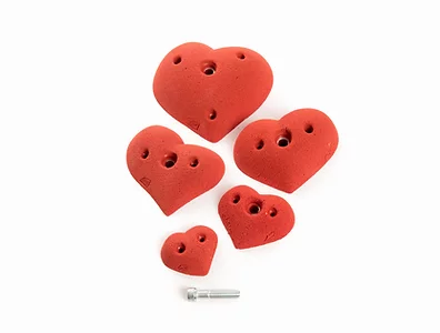 Chen's Heart - אחיזות לב Gravity Blocks