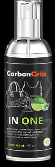 ספריי מנטרל ריח carbon grip