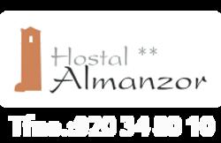 Hostal-Almanzor-logo