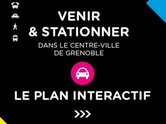 Grenoble - Nouveau plan de circulation