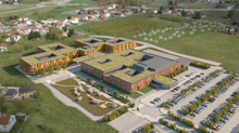 Futur hôpital du Pays Voironnais