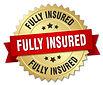 fully-insured-round-isolated-gold-badge-