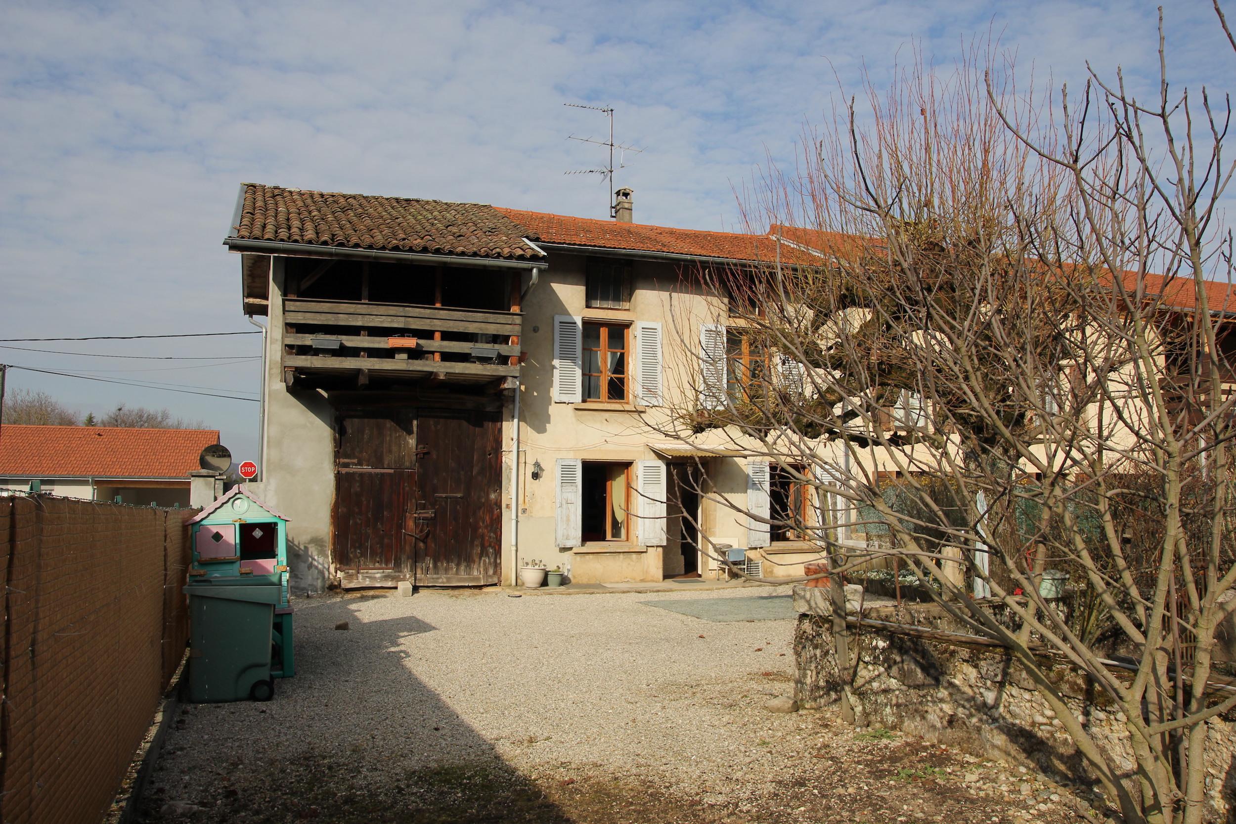 Izeaux - Fermette - Rénovée