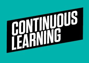 Continuous Learning: Developing Something Great