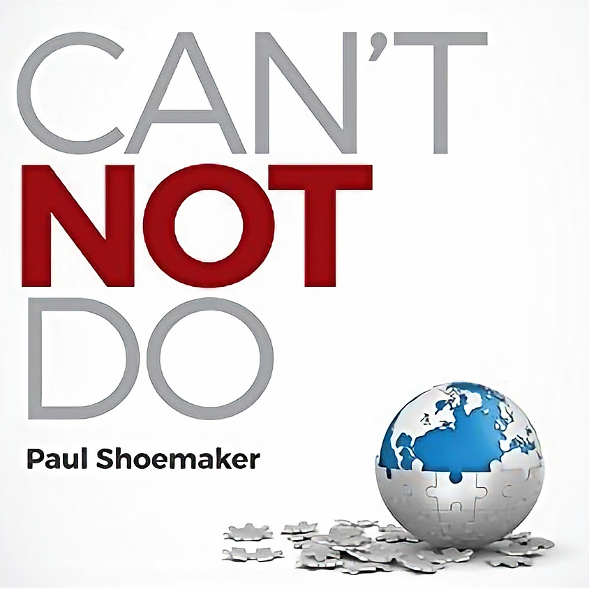 Can't Not Do: SVP book discussion with the author