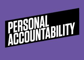 Personal Accountability: Stepping Up at SVP
