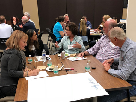 Partners Evaluate How to Deepen Our Impact