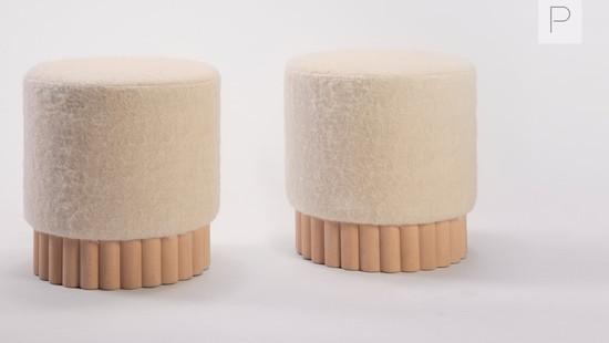 Loto collection by Caterina Moretti for Peca