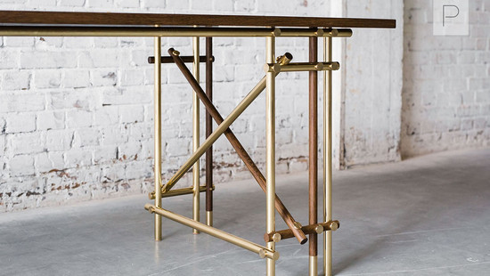 Useful Dining Table by Studio Lee Sanghyeok for Chamber