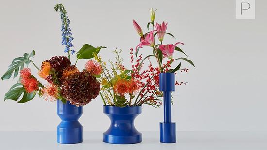 Geo-Cut Vase by Llot llov