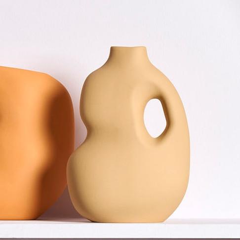 The Aura Vases by Schneid Studio