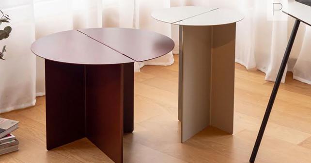 Sheet Tables by Robin Scholtysik