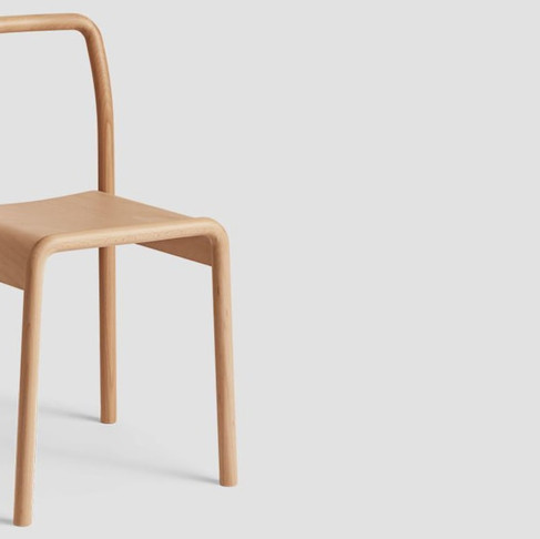 T03 Tool Chair by Rasmus Palmgren