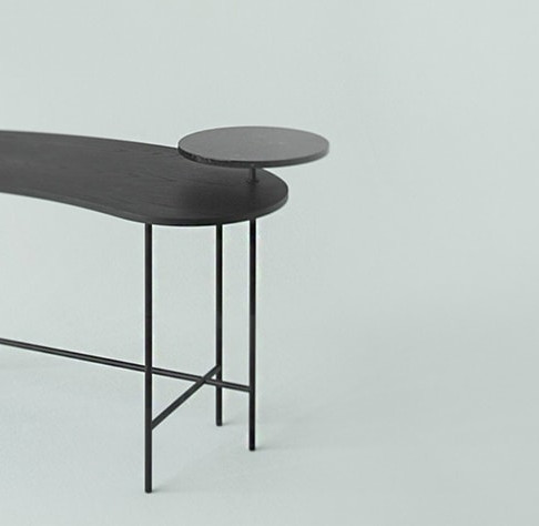 Palette JH9 Desk by Jaime Hayon for &Tradition