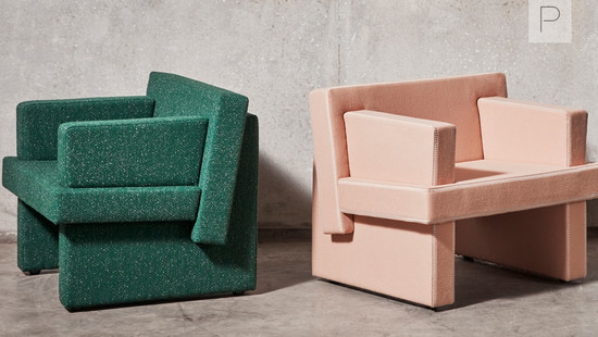 August Lounges by Gibson Karlo for Design by Them