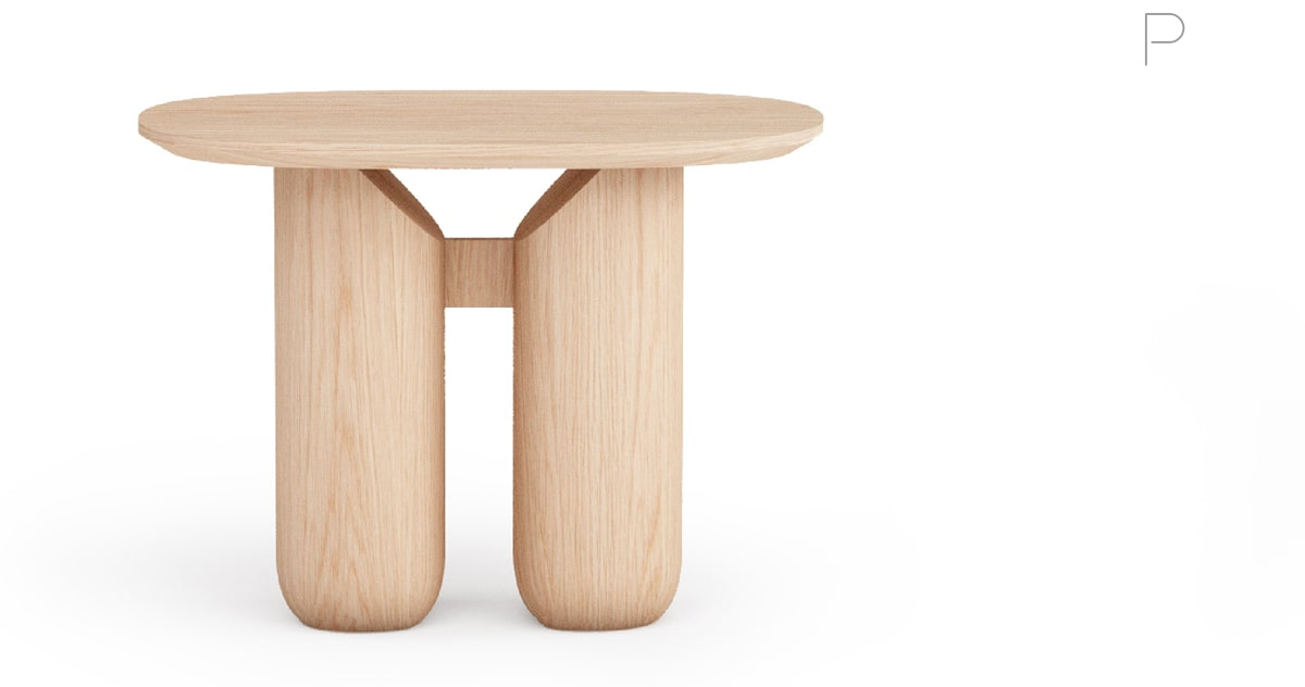 Tiga Side Table.Tiga By Sebastien Baert