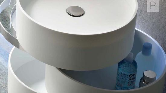 Orbit Sink by Alessandro Isola